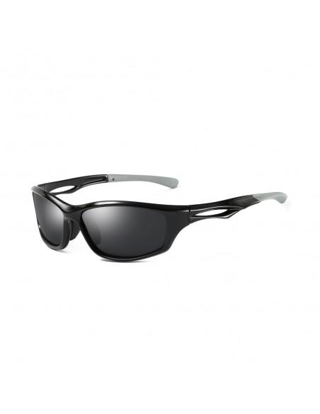 Męskie okulary polaryzacyjne dla kierowców do jazdy nocą ASPEZO Silverstone