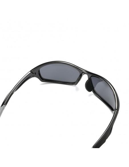 Okulary polaryzacyjne męskie do jazdy nocą ASPEZO Silverstone
