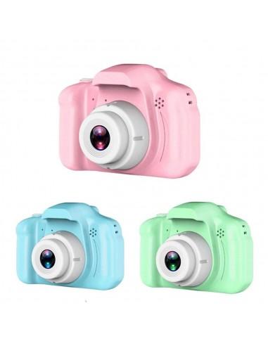 Cyfrowy aparat dla dzieci mini kamera