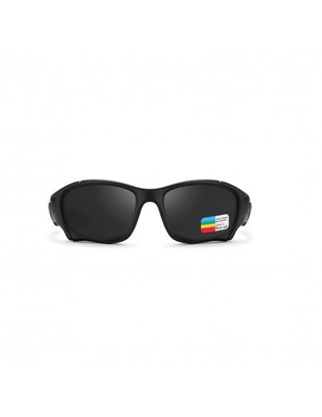 Kolorowe okulary przeciwsłoneczne męskie ASPEZO FF