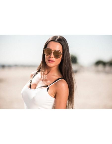 Damskie okulary przeciwsłoneczne ASPEZO Manila