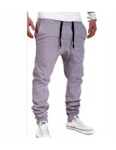 Modne męskie spodnie joggery
