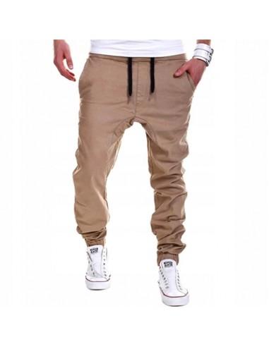 Męskie spodnie joggery kolory