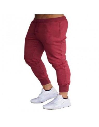 Męskie spodnie dresowe sportowe
