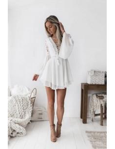 Elegancka sukienka letnia boho
