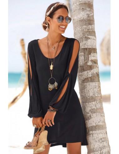 Letnia tunika plażowa