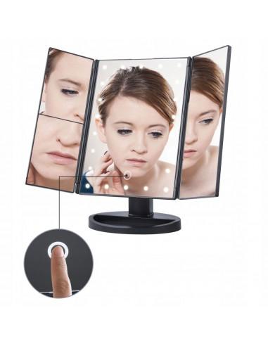 Lusterko Kosmetyczne LED podświetlane
