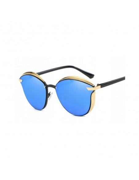 Modne okulary przeciwsłoneczne damskie polaryzacyjne ASPEZO Bali